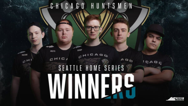 Call Of Duty League - Seattle Surge Home Series - Chicago Huntsmen