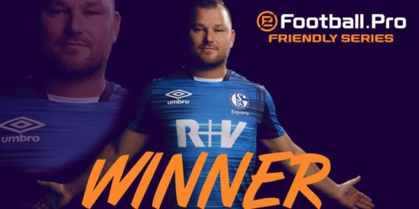 eFootball.Pro Friendly Series - GOOOL (FC Schalke 04)