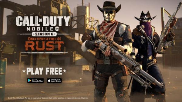 """Call of Duty: Mobile - saison 6 """"Il était une fois sur Rust"""" - Call of Duty : Mobile - saison 6 """"Il était une fois sur Rust"""""""