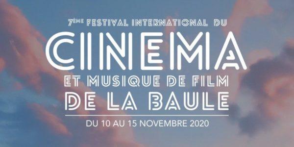 Festival International du Cinéma et Musique de Film de La Baule 2020