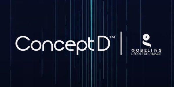 Acer et ConceptD équipent l'Ecole des Gobelins