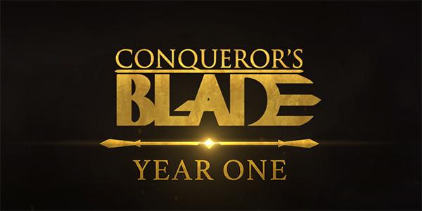 Conqueror's Blade Conqueror's Blade Year One Anniversary