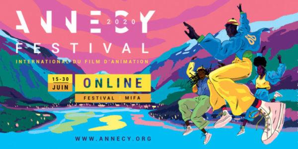 Festival International du film d'animation d'Annecy 2020
