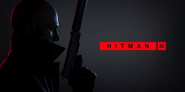 Hitman III - hitman 3