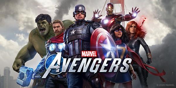 Marvel's Avengers RTK 2020 Marvel's Avengers Marvel's Avengers