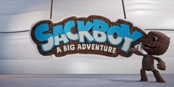 Sackboy A Big Adventure Sackboy: A Big Adventure