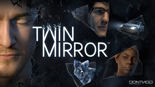 Twin Mirror RTK