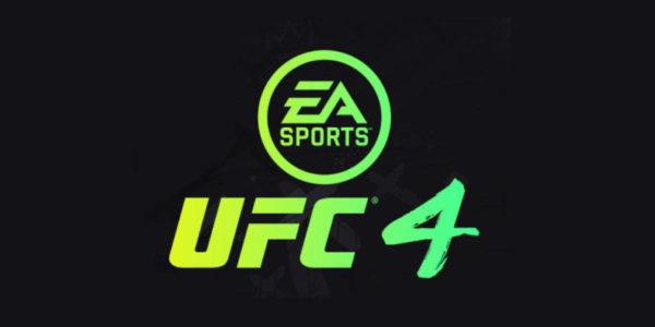 EA SPORTS UFC 4 sortira le 14 août