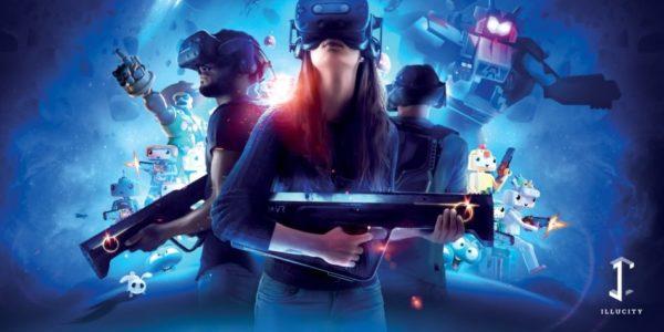 ILLUCITY VR RTK 2020