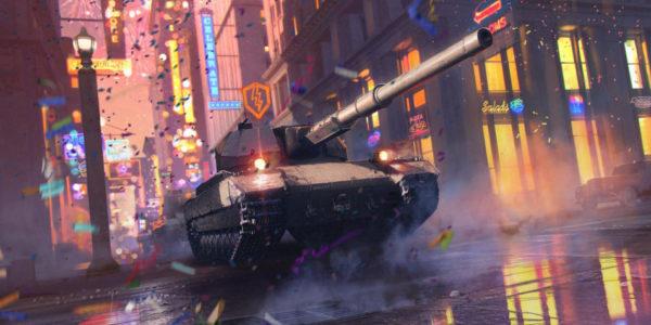 World of Tanks Blitz Update 7