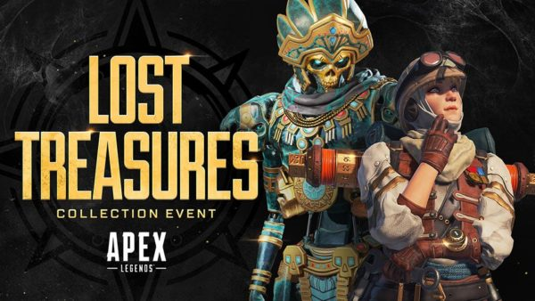 Apex Legends - Trésors perdus