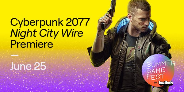 Cyberpunk 2077 Night City Wire