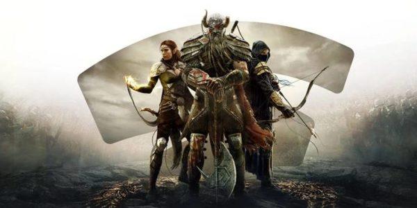 The Elder Scrolls Online Google Stadia Pro