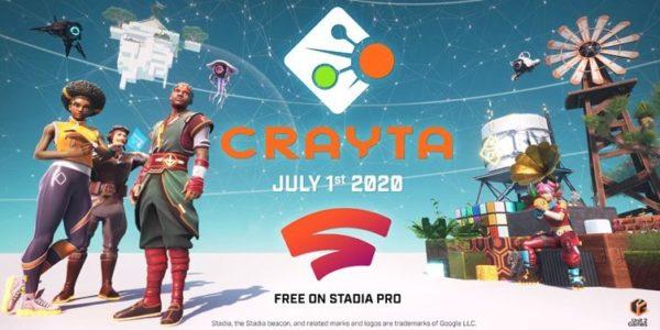 Google Stadia Crayta