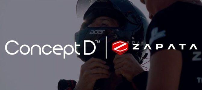 Acer ConceptD x Franky Zapata