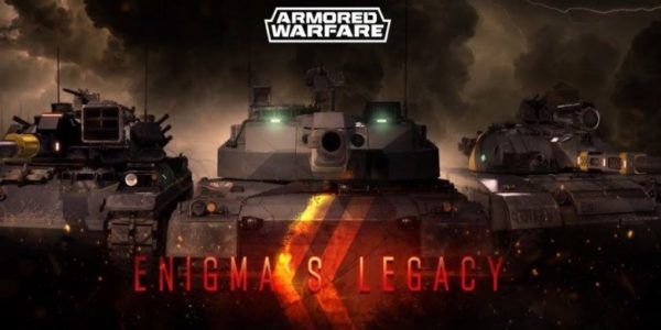 "Armored Warfare Battle Path ""Enigma Legacy"""