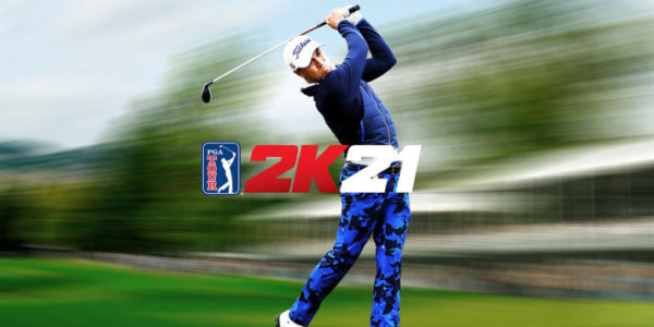 PGA TOUR 2K21 RTK