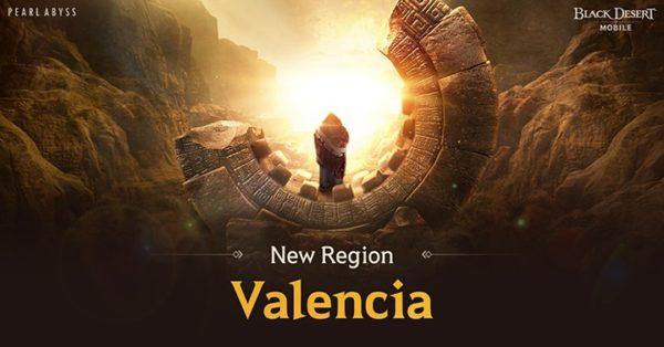Black Desert Mobile Valencia