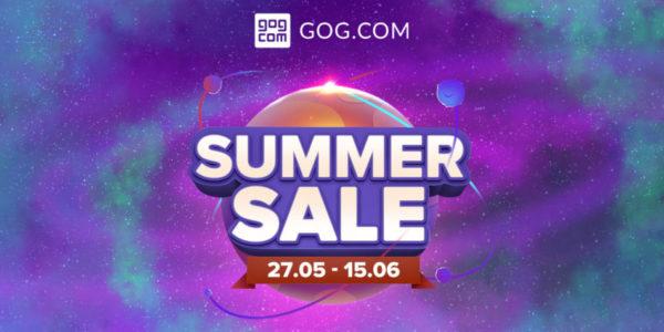 GOG.COM - Soldes d'été 2020