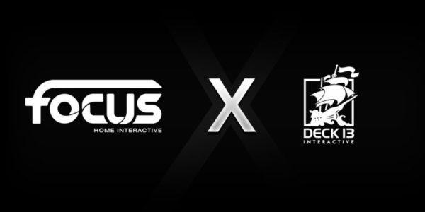 Focus Home Interactive x Deck13 Interactive