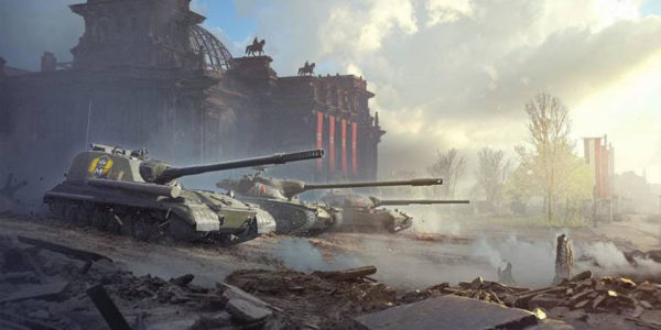 World Of Tanks Berlin MAJ 1.9.1
