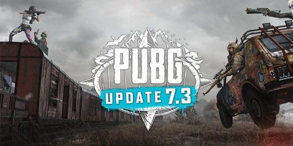 PUBG mise à jour 7.3