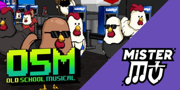 Old School Musical x MisterMV