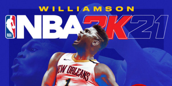 NBA 2K21 - Zion Williamson