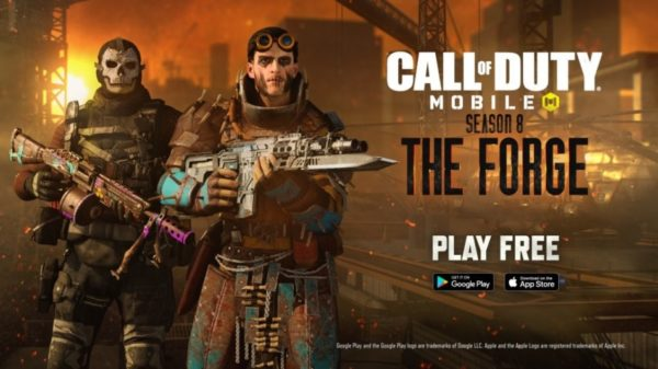 Call of Duty: Mobile Saison 8 - The Forge