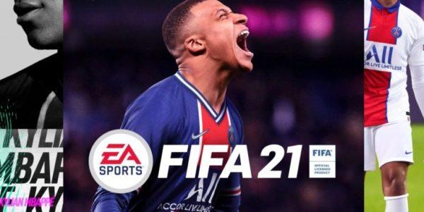 FIFA 21 x Kylian Mbappe
