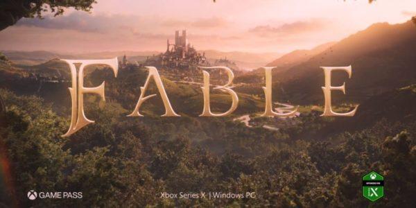 Fable annoncé sur XBOX Series X et PC