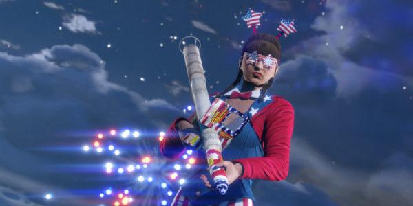 GTA Online - Célébrez le Jour de l'Indépendance