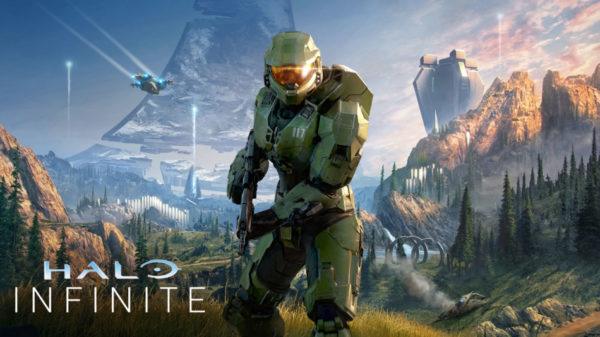 Halo Infinite Cover Art RTK