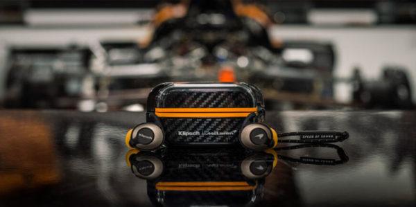 Klipsch T5 II True Wireless Sport édition McLaren Racing - T5 True Wireless Sport