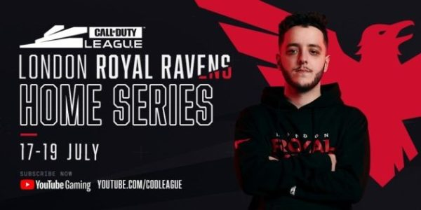Call Of Duty League - London Royal Ravens Home Series