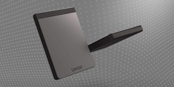 Lexar SSD portable SL200
