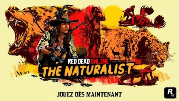 Red Dead Online - La naturaliste