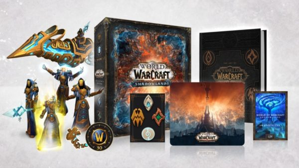 World of Warcraft: Shadowlands Collector Edition