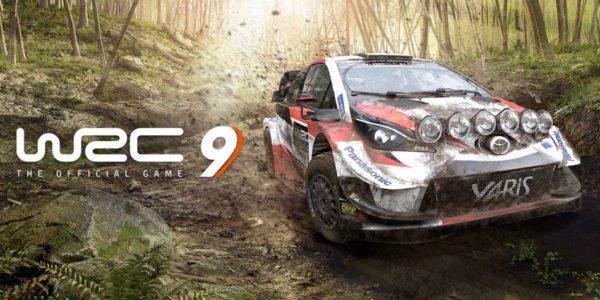 eSports WRC 9 RTK 2020