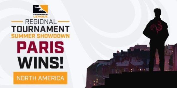 Overwatch League - Paris Eternal remporte le Summer Showdown occidental