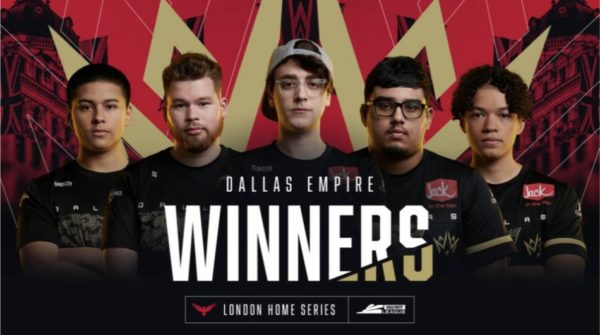dallas empire London Home Series