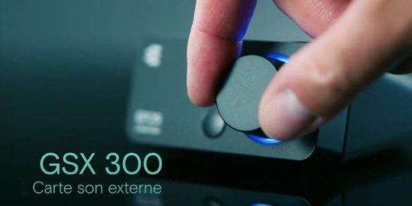 """Découvrez le """"Power of Audio"""" avec la carte son EPOS GSX 300"""