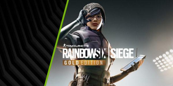 NVIDIA présente le bundle Tom Clancy's Rainbow Six Siege