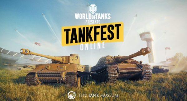 World Of Tanks Tankfest 2020