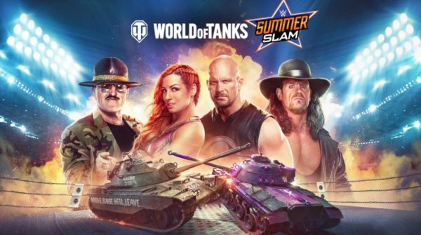 World of Tanks Console saison 1 - SummerSlam