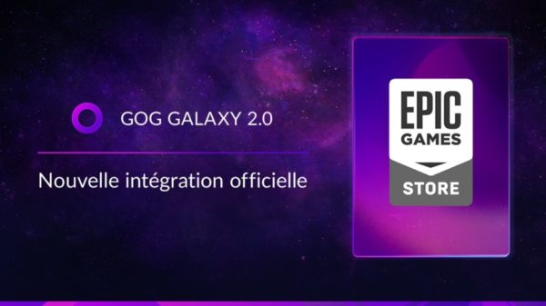 GOG GALAXY 2.0 x Epic Games Store