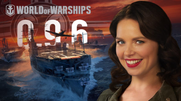 World of Warships MAJ 0.9.6