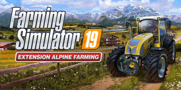 Farming Simulator 19 Alpine Farming
