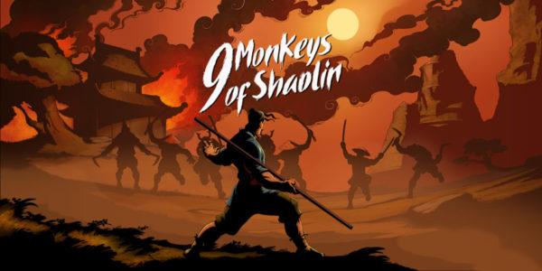 9 Monkeys of Shaolin sera disponible le 16 octobre