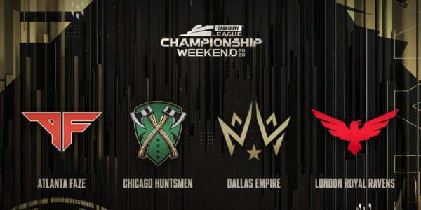 Call of Duty League Championship Weekend